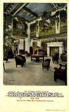 res050401 - The Louis XVI Grand Salon Restaurant, New York City, NYC Postcard Post Card USA Old Vintage Antique