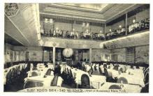 res100004 - Ruby Foo's, New York City, New York, NY, USA, Chinese Restaurant Postcard Postcards
