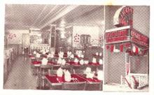 res100038 - Lichee Wan, New York City, New York, NY, USA, Chinese Restaurant Postcard Postcards