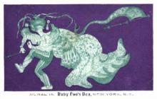 res100044 - Ruby Foo's, New York City, New York, NY, USA, Chinese Restaurant Postcard Postcards