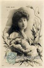 reu001001 - Mitzi Dalti, Reutlinger Paris Postcard Postcards