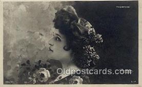 reu001140 - Paris, Nina D'asty Reutlinger Postcard Postcards
