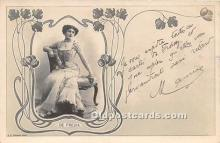 reu001340 - Reutlinger Photography Postcard