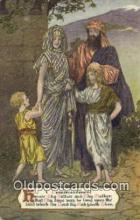 rgn001131 - V Commandmant, religion, religious, Postcard Postcards