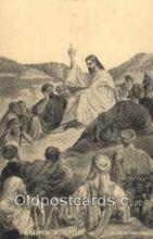 rgn001170 - The Sermon on the Mount, religion, religious, Postcard Postcards