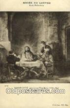 rgn001178 - Artist Rembrant, religion, religious, Postcard Postcards