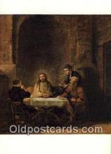 rgn001188 - Artist Rembrant, religion, religious, Postcard Postcards