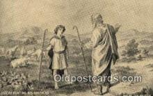 rgn001218 - Joseph Hunting His Brothers, religion, religious, Postcard Postcards