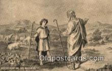 rgn001220 - Joseph Hunting His Brothers, religion, religious, Postcard Postcards