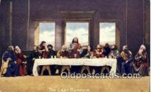 rgn001294 - The Last Supper, Religion Postcard Postcards