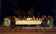 rgn001296 - The Last Supper, Religion Postcard Postcards