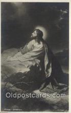 rgn001306 - Kristus I Getsemane Religion, Religious, Postcard Postcards