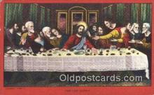 rgn001355 - The last Supper Religion, Religious, Postcard Postcards