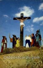 rgn100002 - The Crucifixion, Religion, Religious Postcard Postcards