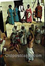 rgn100003 - The Great Passion Play, Eureka Springs, Arkansas, Religion, Religious Postcard Postcards