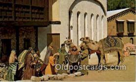 rgn100005 - The Great Passion Play, Eureka Springs, Arkansas, Religion, Religious Postcard Postcards