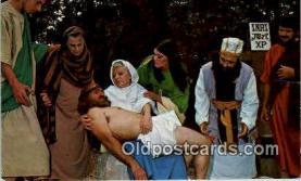 rgn100006 - The Great Passion Play, Eureka Springs, Arkansas, Religion, Religious Postcard Postcards