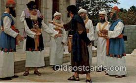 rgn100007 - The Great Passion Play, Eureka Springs, Arkansas, Religion, Religious Postcard Postcards