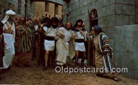 rgn100011 - The Great Passion Play, Eureka Springs, Arkansas, Religion, Religious Postcard Postcards