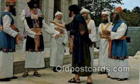 rgn100012 - The Great Passion Play, Eureka Springs, Arkansas, Religion, Religious Postcard Postcards