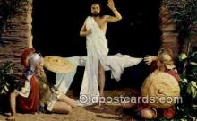 rgn100016 - Black Hills Passion Play with Joseph Meier, Religion, Religious Postcard Postcards