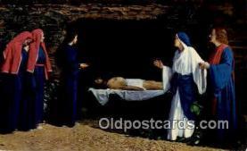 rgn100018 - Black Hills Passion Play with Joseph Meier, Religion, Religious Postcard Postcards