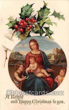 rgn100022 - Religious Postcard