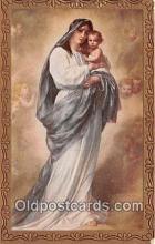 rgn100031 - Religious Postcard