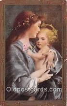 rgn100034 - Religious Postcard