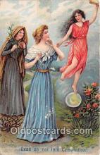 rgn100036 - Religious Postcard