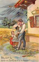 rgn100043 - Religious Postcard