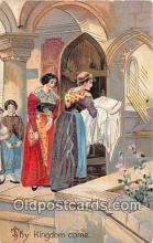 rgn100046 - Religious Postcard