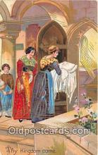 rgn100050 - Religious Postcard
