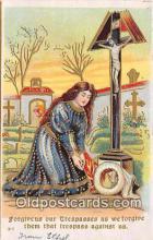 rgn100053 - Religious Postcard
