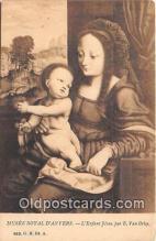 rgn100070 - Religious Postcard
