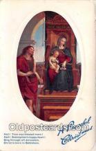rgn100071 - Religious Postcard