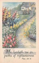 rgn100116 - Religious Postcard
