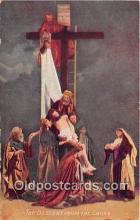 rgn100119 - Religious Postcard