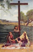rgn100121 - Religious Postcard
