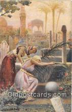 rgn100129 - Religious Postcard
