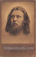 rgn100224 - Religion Postcard