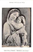 Luca Della Robbia, Modonna & Child