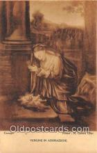 Vergine in Adorazione