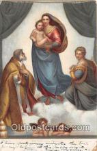 Die Sixtinische Madonna