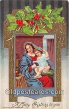 rgn100711 - Religion Post card