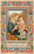 Madonna Che Adora Il Figlio