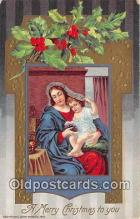 rgn100755 - Religion Post card