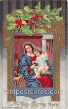 rgn100757 - Religion Post card