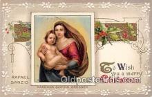 rgn100769 - Religion Post card