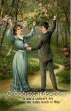 rom001006 - Romance Postcard Postcards
